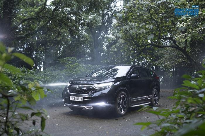 Honda CR-V L 2018 - Crossover đáng mua tại Việt Nam - Ảnh 1
