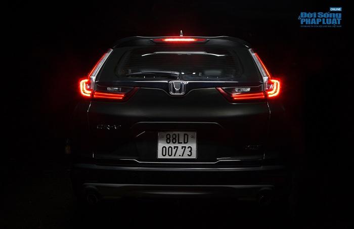 Honda CR-V L 2018 - Crossover đáng mua tại Việt Nam - Ảnh 3