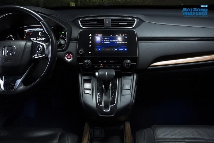 Honda CR-V L 2018 - Crossover đáng mua tại Việt Nam - Ảnh 6