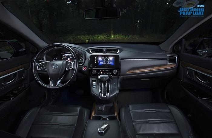 Honda CR-V L 2018 - Crossover đáng mua tại Việt Nam - Ảnh 10