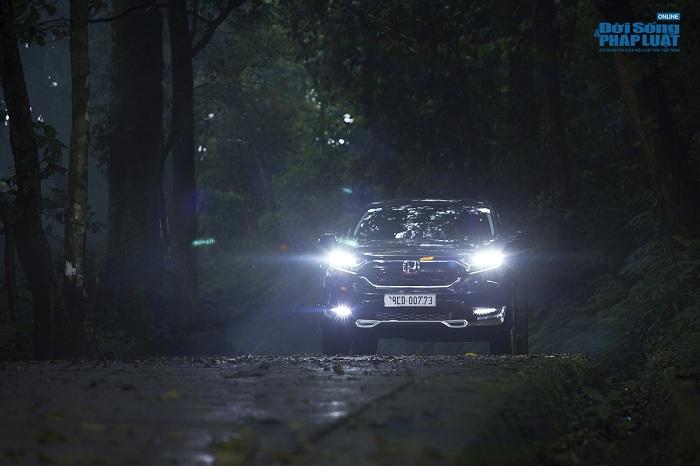Honda CR-V L 2018 - Crossover đáng mua tại Việt Nam - Ảnh 16