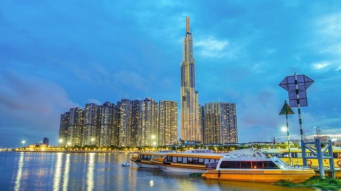 Sắp khai trương siêu thị Vinmart diện mạo mới tại tòa tháp cao nhất Việt Nam - Ảnh 1