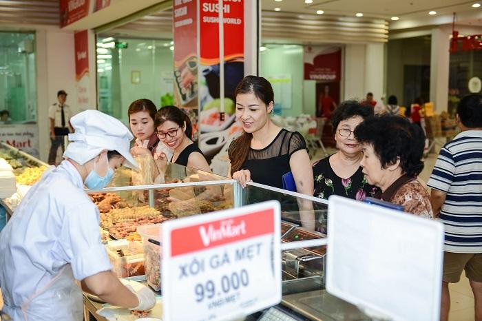 Sắp khai trương siêu thị Vinmart diện mạo mới tại tòa tháp cao nhất Việt Nam - Ảnh 3