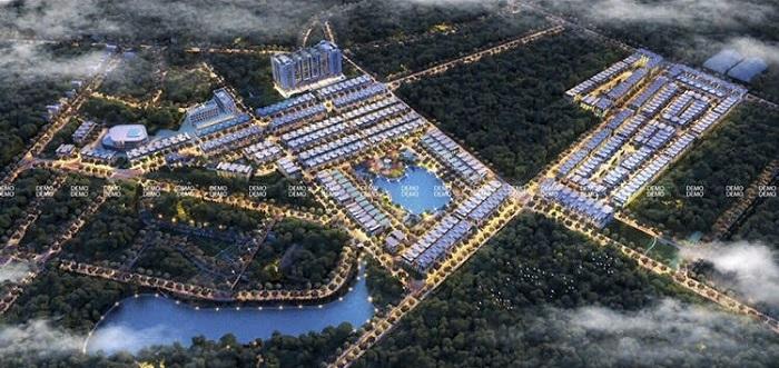 Đầu tư hưởng lợi kép từ dự án TMS Grand City Phúc Yên - Ảnh 1