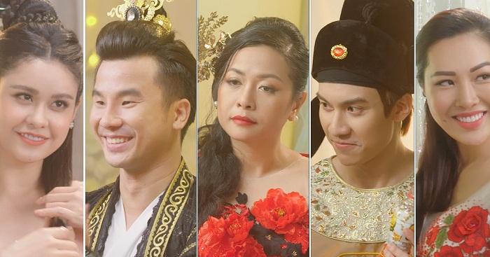 Trương Quỳnh Anh tung teaser MV ấn tượng như phim mỹ nhân cung đấu - Ảnh 3