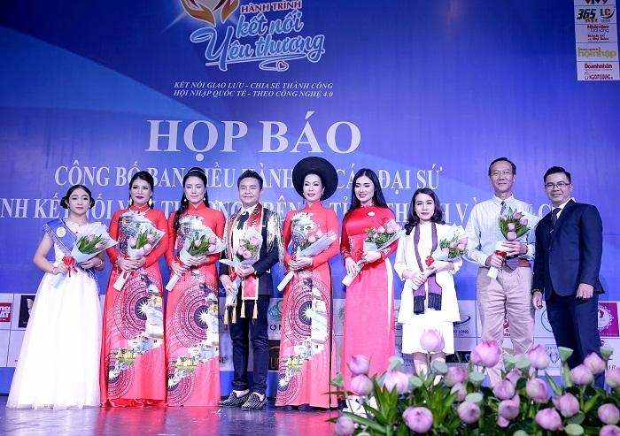 Hành Trình Kết Nối Yêu Thương Việt Nam chính thức công bố đại sứ 63 tỉnh thành - Ảnh 5