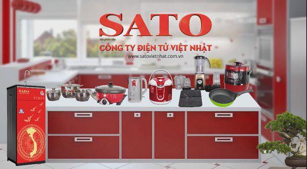 SATO – Người bạn đồng hành của gia đình Việt - Ảnh 1