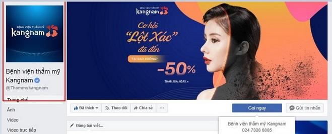Cảnh báo giả mạo thẩm mỹ viện Kangnam lừa đảo khách hàng - Ảnh 5