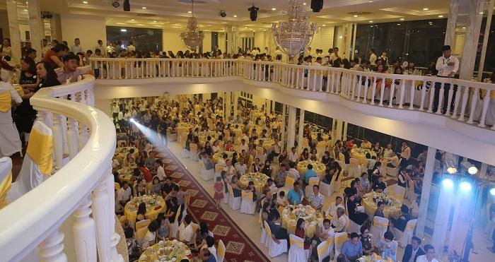 """Dạ tiệc """"khủng"""" TMS Luxury Hotel & Residence Quy Nhon quy tụ 500 khách hàng - Ảnh 1"""