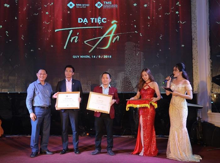 """Dạ tiệc """"khủng"""" TMS Luxury Hotel & Residence Quy Nhon quy tụ 500 khách hàng - Ảnh 3"""