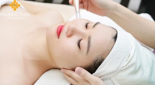 Căng da mặt chỉ vàng - Công nghệ làm đẹp nổi bật của Thẩm mỹ viện Phương Thúy - Ảnh 3