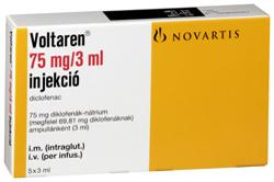 Thông báo về thuốc giả Voltaren 75mg/3ml lô 711009, HD: 09.2019 - Ảnh 2