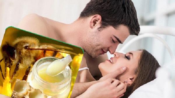 Viên nang sữa ong chúa tăng cường sinh lý, chữa vô sinh hiệu quả - Ảnh 2