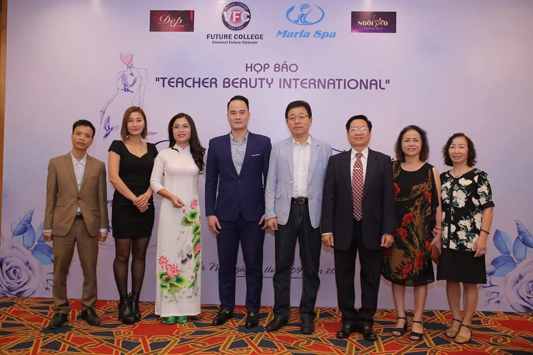 """Buổi họp báo phát động cuộc thi """"Teacher Beauty International"""" – Sự kiện ý nghĩa dành cho các giáo viên Tài sắc trong ngành làm đẹp - Ảnh 1"""