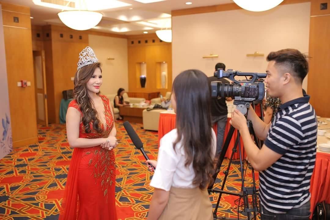 """Buổi họp báo phát động cuộc thi """"Teacher Beauty International"""" – Sự kiện ý nghĩa dành cho các giáo viên Tài sắc trong ngành làm đẹp - Ảnh 4"""