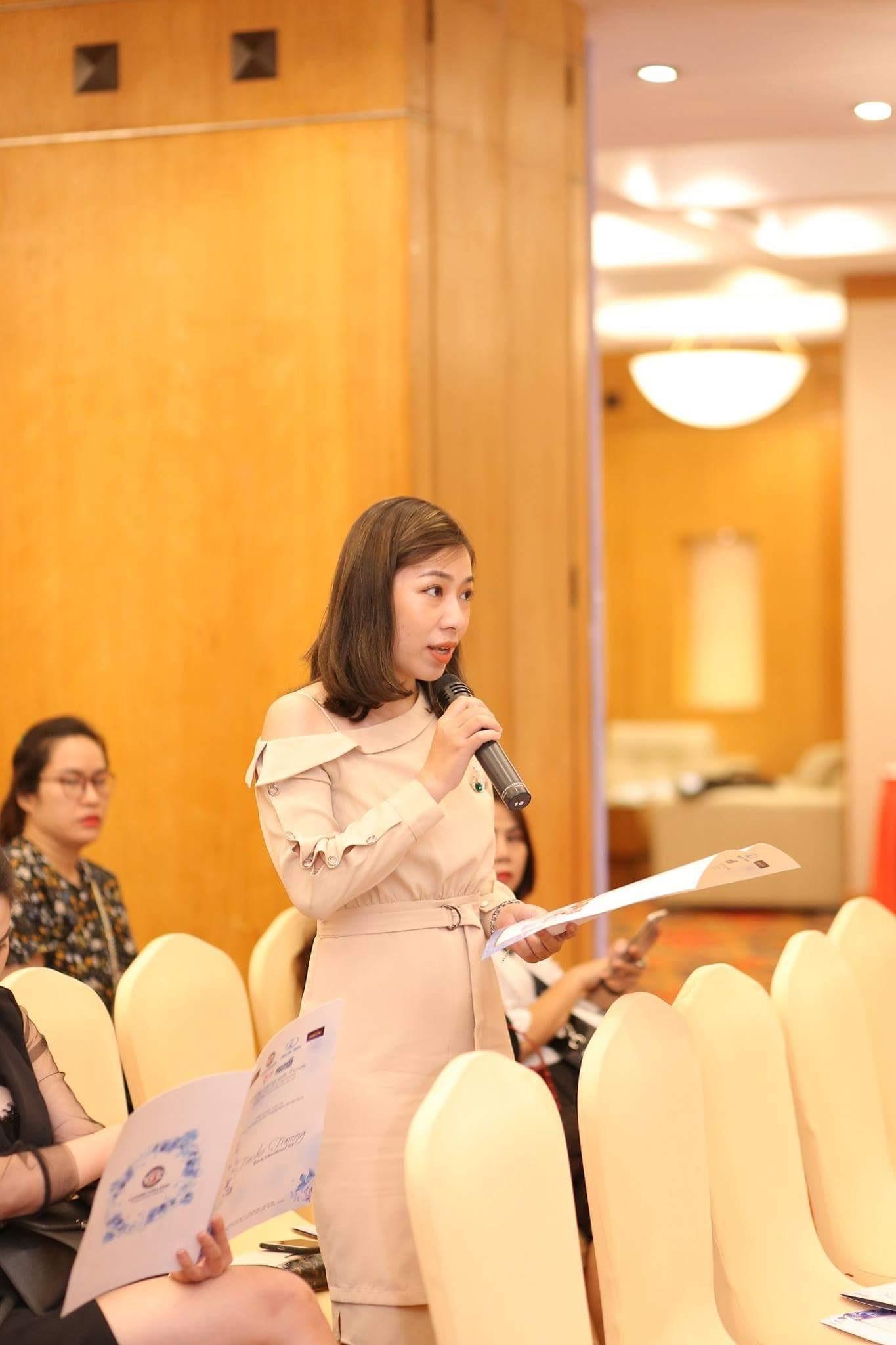 """Buổi họp báo phát động cuộc thi """"Teacher Beauty International"""" – Sự kiện ý nghĩa dành cho các giáo viên Tài sắc trong ngành làm đẹp - Ảnh 5"""