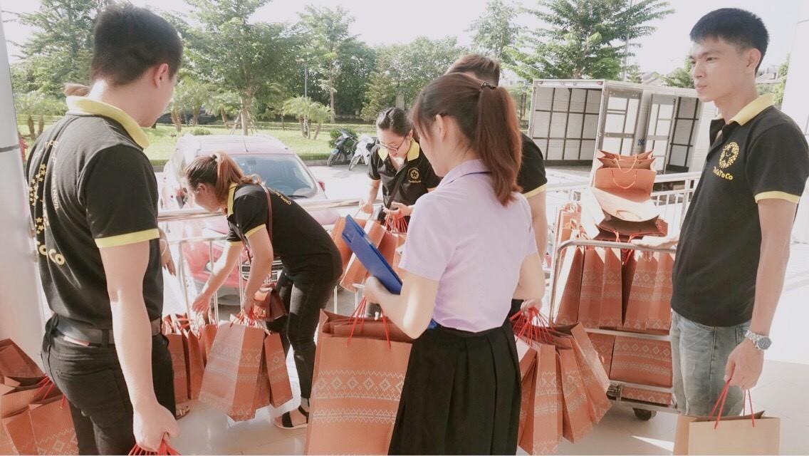 TocoToco đón Trung thu cùng các trẻ em tại khoa Nhi bệnh viện K Tân Triều - Ảnh 3