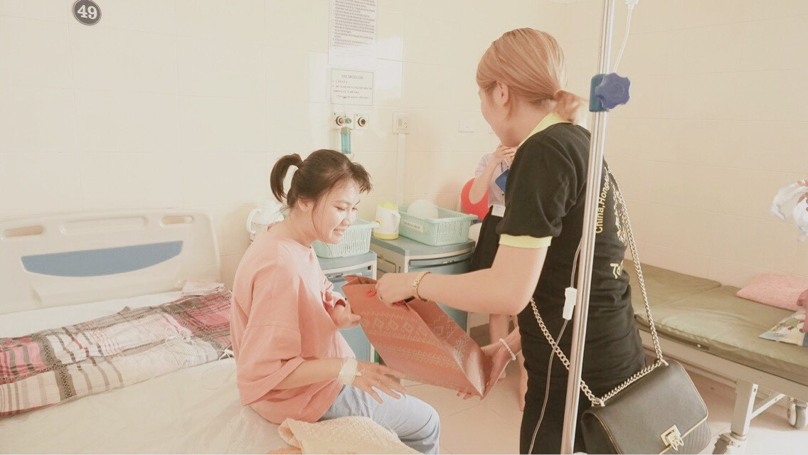 TocoToco đón Trung thu cùng các trẻ em tại khoa Nhi bệnh viện K Tân Triều - Ảnh 5