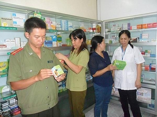 Liên tục đình chỉ, thu hồi thuốc và mỹ phẩm không đạt chất lượng - Ảnh 2
