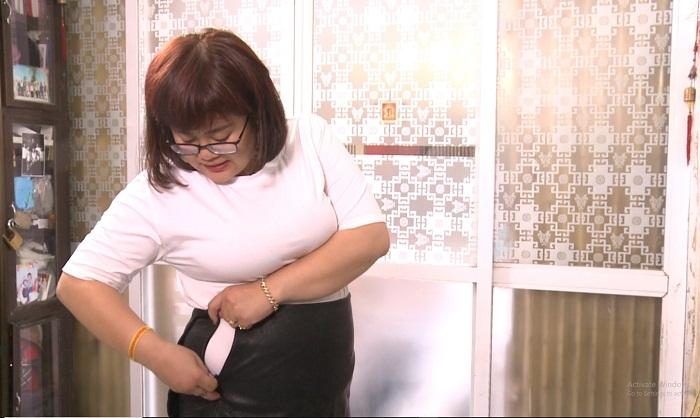 Sự lột xác của người phụ nữ uống 20 loại thuốc giảm cân, lưu thai 2 lần, nặng gần 90kg - Ảnh 1