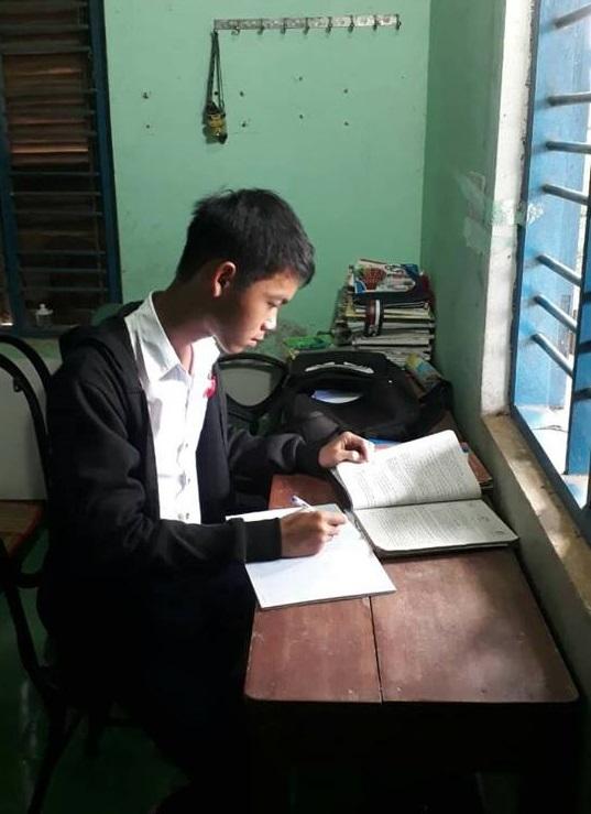 Quỹ học bổng tài năng TMS Group: Tặng học bổng trị giá 50 triệu cho học sinh vượt khó, học giỏi tại Bình Định - Ảnh 2