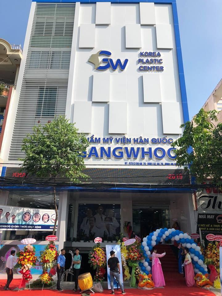 Tưng bừng khai trương thẩm mỹ viện Gangwhoo tại Đồng Nai - Ảnh 1