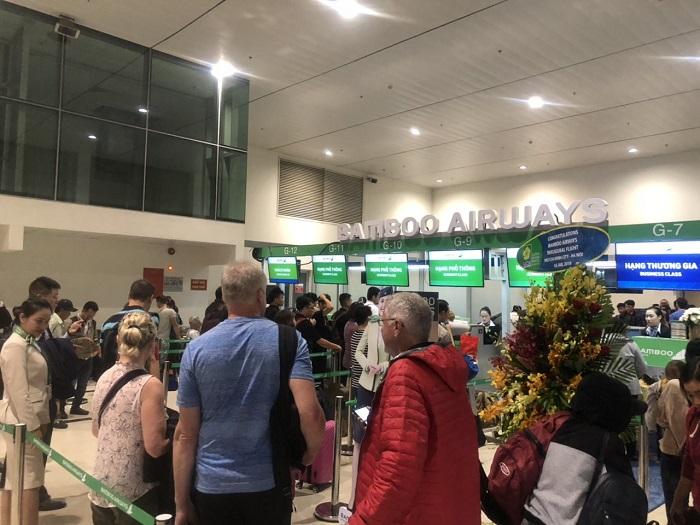 Bamboo Airways: Khởi hành chuyến bay thương mại đầu tiên QH202 Sài Gòn - Hà Nội 6h sáng 16/1/2019 - Ảnh 2