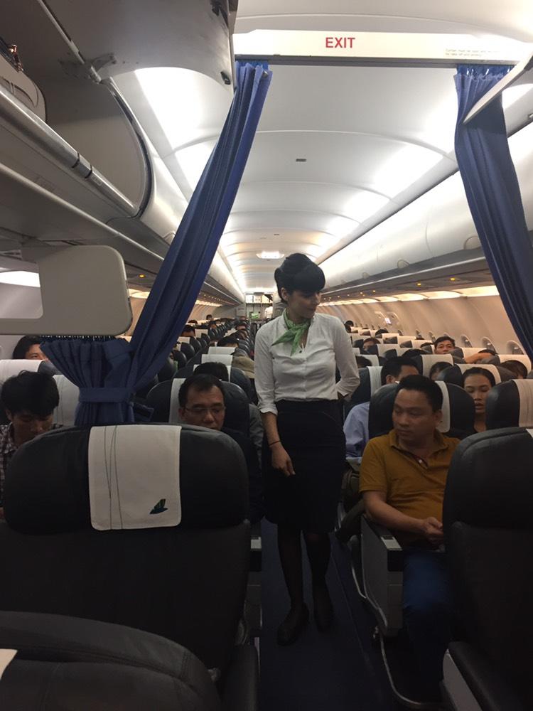 Bamboo Airways: Khởi hành chuyến bay thương mại đầu tiên QH202 Sài Gòn - Hà Nội 6h sáng 16/1/2019 - Ảnh 3