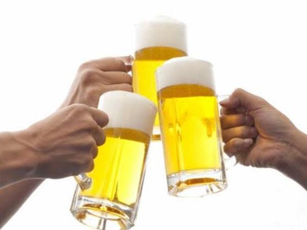 Học người Nhật phòng ngừa rối loạn tiêu hóa do uống rượu bia dịp Tết - Ảnh 1