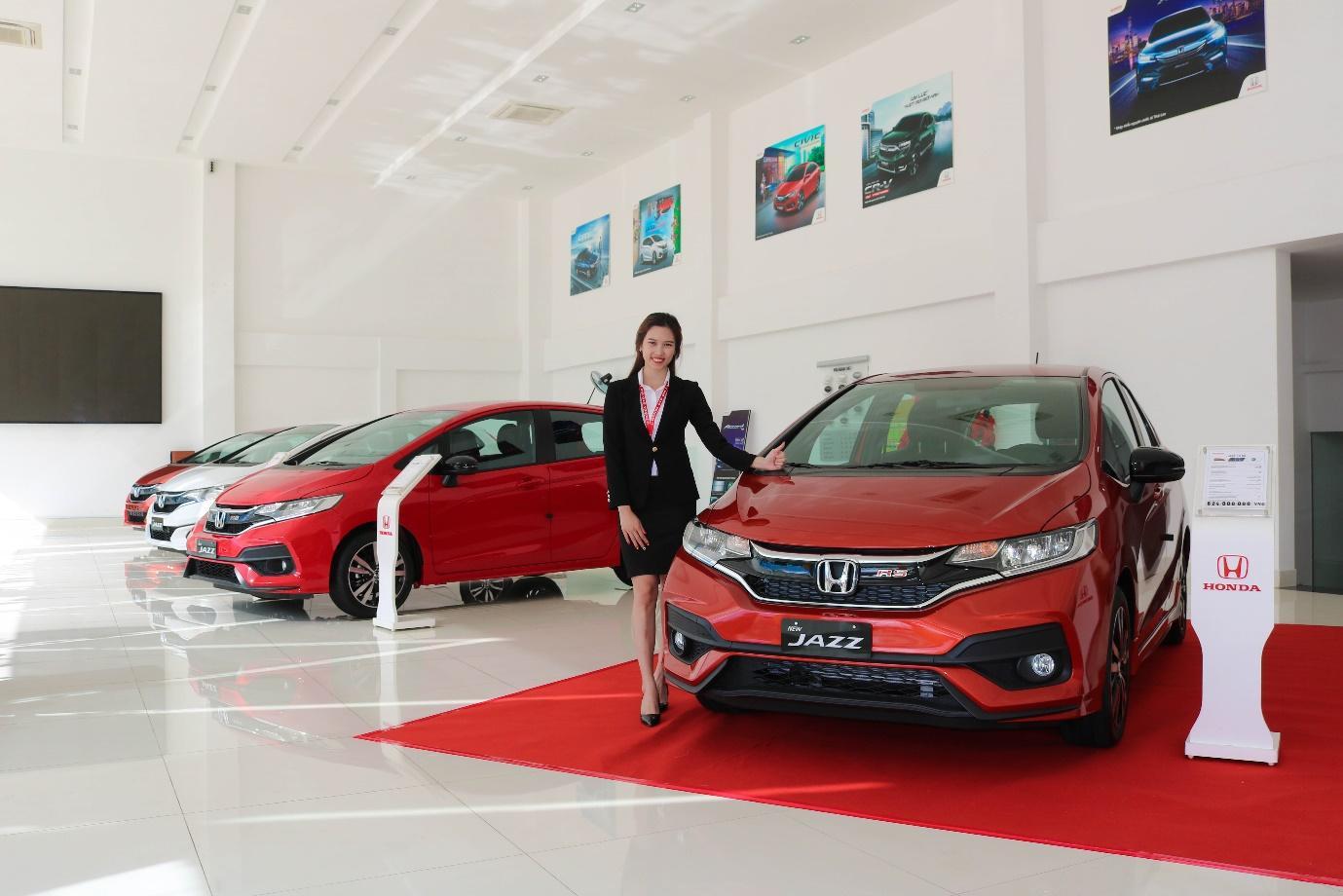 """Honda Ôtô Gia Lai """"Khuyến mại tưng bừng - Chào mừng đến Tết"""" - Ảnh 3"""