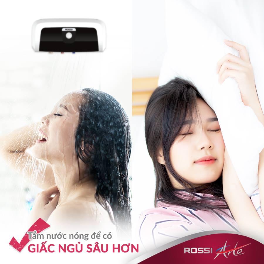 Phụ nữ tắm nước ấm nóng càng trở nên xinh đẹp hơn - Ảnh 1