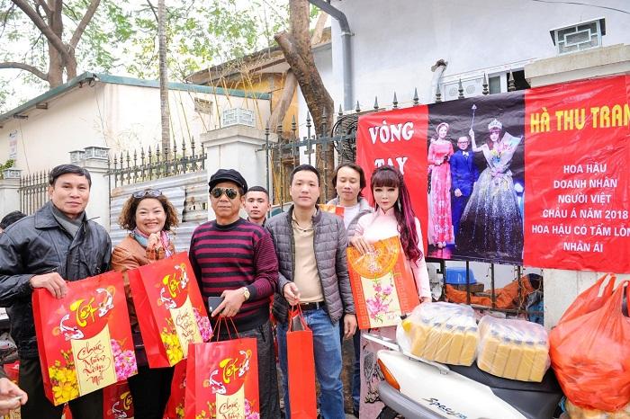 Hà Thu Trang – Hoa hậu có tấm lòng nhân ái - Ảnh 7