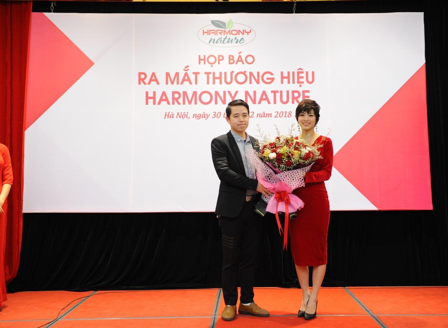 Ra mắt thương hiệu dược phẩm Harmony Nature tại Việt Nam  - Ảnh 1