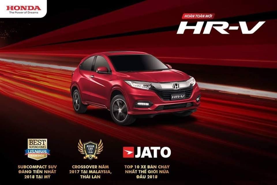 Những giải thưởng lớn khẳng định sức hút toàn cầu của Honda HR-V  - Ảnh 2
