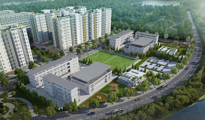 """Him Lam Green Park – """"Thành phố Giáo dục, thương mại"""" mới của Bắc Ninh - Ảnh 2"""