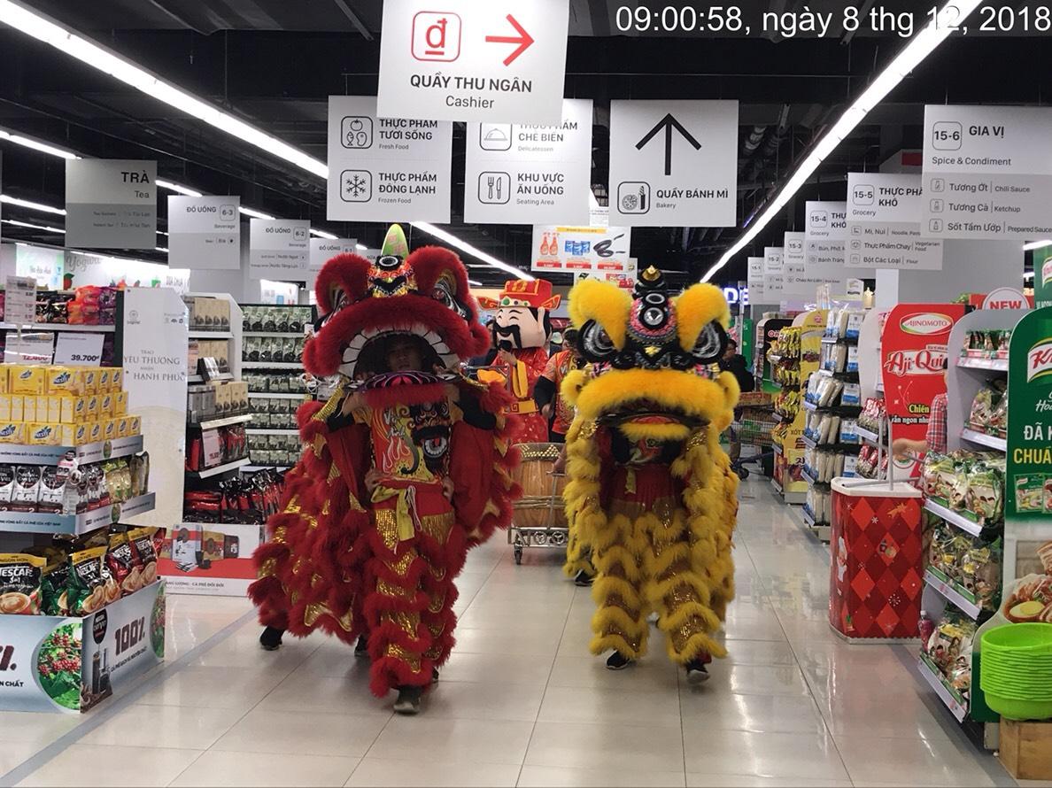 LOTTE Mart Đống Đa tái khai trương không gian mua sắm tiện lợi mới - Ảnh 2