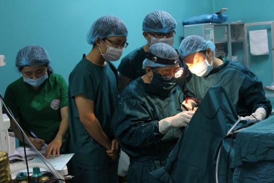 Đưa nhiều kỹ thuật tiên tiến vào Bệnh viện quận Bình Tân  - Ảnh 3