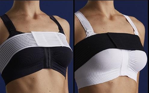 Lợi ích của việc mặc áo ngực định hình sau khi nâng ngực - Ảnh 2