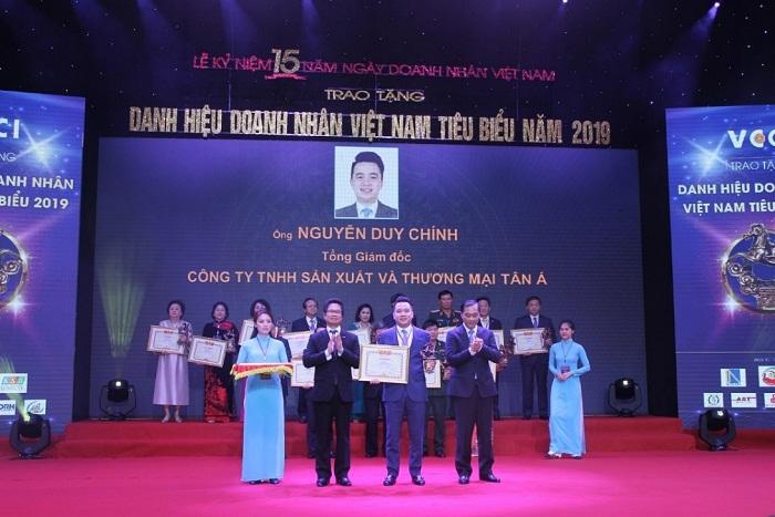 CEO Tập đoàn Tân Á Đại Thành: Cúp Thánh Gióng sẽ nâng tầm doanh nhân, doanh nghiệp và thương hiệu Việt - Ảnh 1