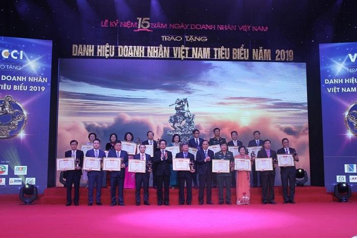 CEO Tập đoàn Tân Á Đại Thành: Cúp Thánh Gióng sẽ nâng tầm doanh nhân, doanh nghiệp và thương hiệu Việt - Ảnh 2
