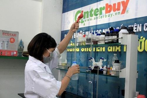 Enterbuy Việt Nam tổ chức xét nghiệm Styren trong nước miễn phí - Ảnh 1