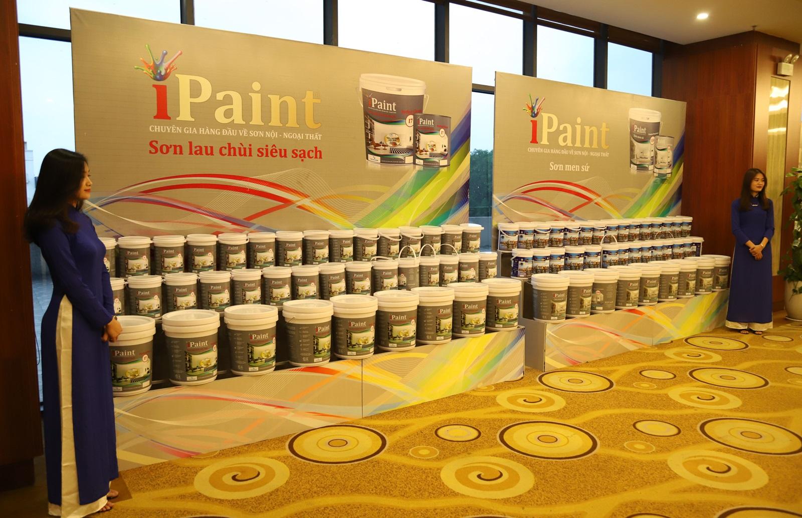 Nhận ngay Huyndai Grand i10 khi mua sơn iPaint - Ảnh 2