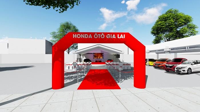 Honda Ôtô Gia Lai – Bùng nổ chuỗi sự kiện hấp dẫn đầu tháng 11 - Ảnh 1