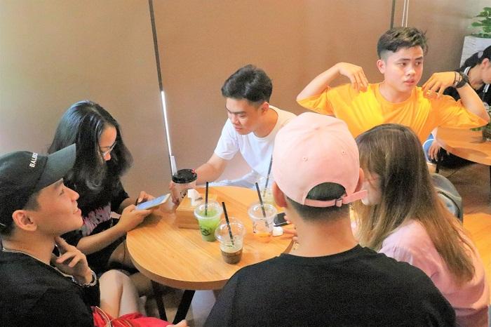Maccaca Coffee tưng bừng khai trương cơ sở mới tại Hà Nội  - Ảnh 10