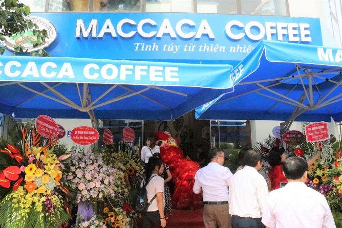 Maccaca Coffee tưng bừng khai trương cơ sở mới tại Hà Nội  - Ảnh 2