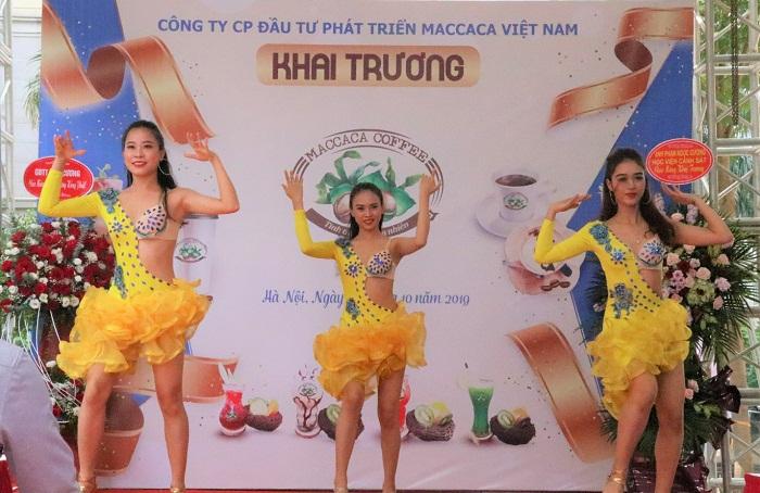 Maccaca Coffee tưng bừng khai trương cơ sở mới tại Hà Nội  - Ảnh 5