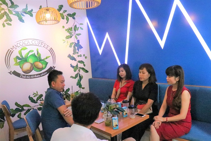 Maccaca Coffee tưng bừng khai trương cơ sở mới tại Hà Nội  - Ảnh 8
