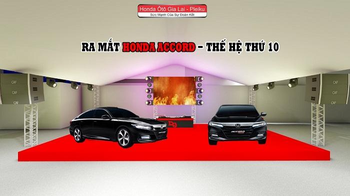 Gia Lai: Đêm nhạc DJ sôi động ra mắt Honda Accord 2019  - Ảnh 2
