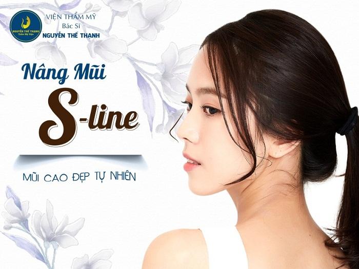Nâng mũi S-Line – Mũi cao đẹp tự nhiên  - Ảnh 1