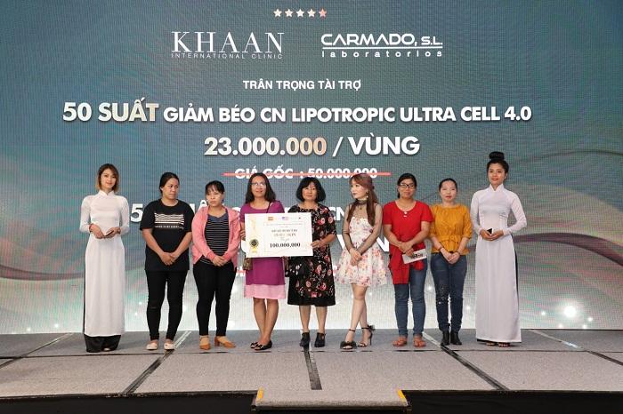 Thẩm mỹ Quốc tế Khaan tổ chức thành công Hội thảo ra mắt CN giảm béo không xâm lấn mới nhất 2020 - Ảnh 7